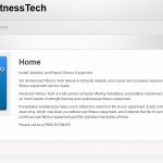 Advanced Fitness Tech ADVANCES their online presense