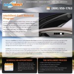 Auto Body Repair Website – IntelliDent Paintless Dent Repair